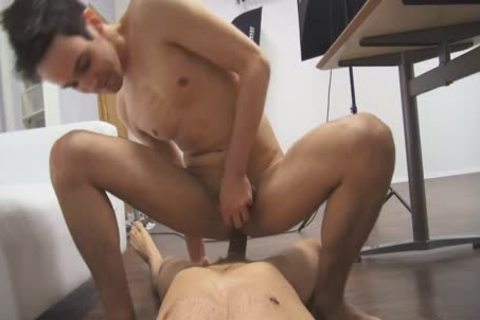 Exclusive Smut fellows From CZECH Dandy CASTING  Part2