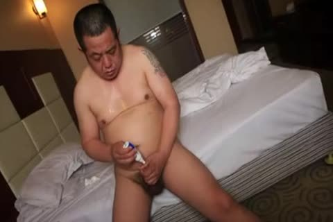 Japanese Dady Bear  Free chubby Porn video