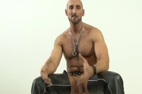 Pedro Jerks Off With A sextoy