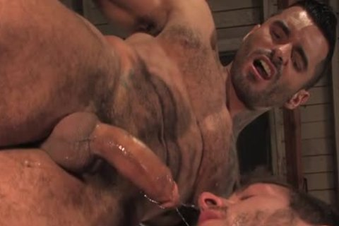 Muscle homosexual anal And anal cumshot