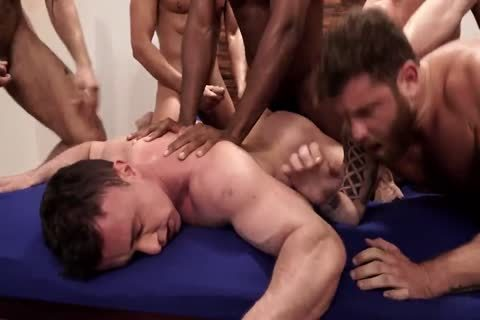 Ganged banged And pounded Part 1